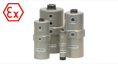 ATEX Ölfreie Äußerekolben-Vibratoren FAL EX