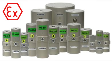 ATEX Ölfreie Innerekolben-Vibratoren  FPLF EX