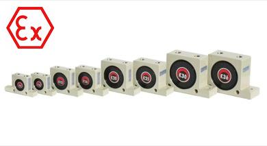 ATEX pneumatische Kugel-Vibratoren K EX