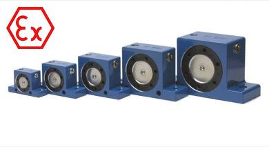 ATEX pneumatische Rollen-Vibratoren R EX