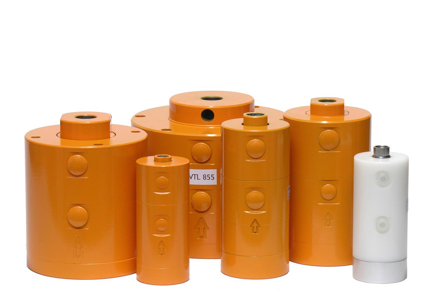 Druckluft-Äußerekolbenvibratoren VTL